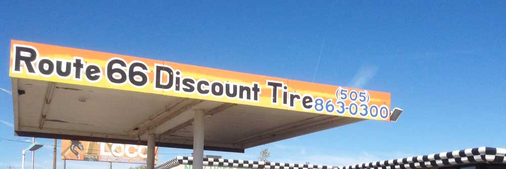 Route 66 Discount Tire